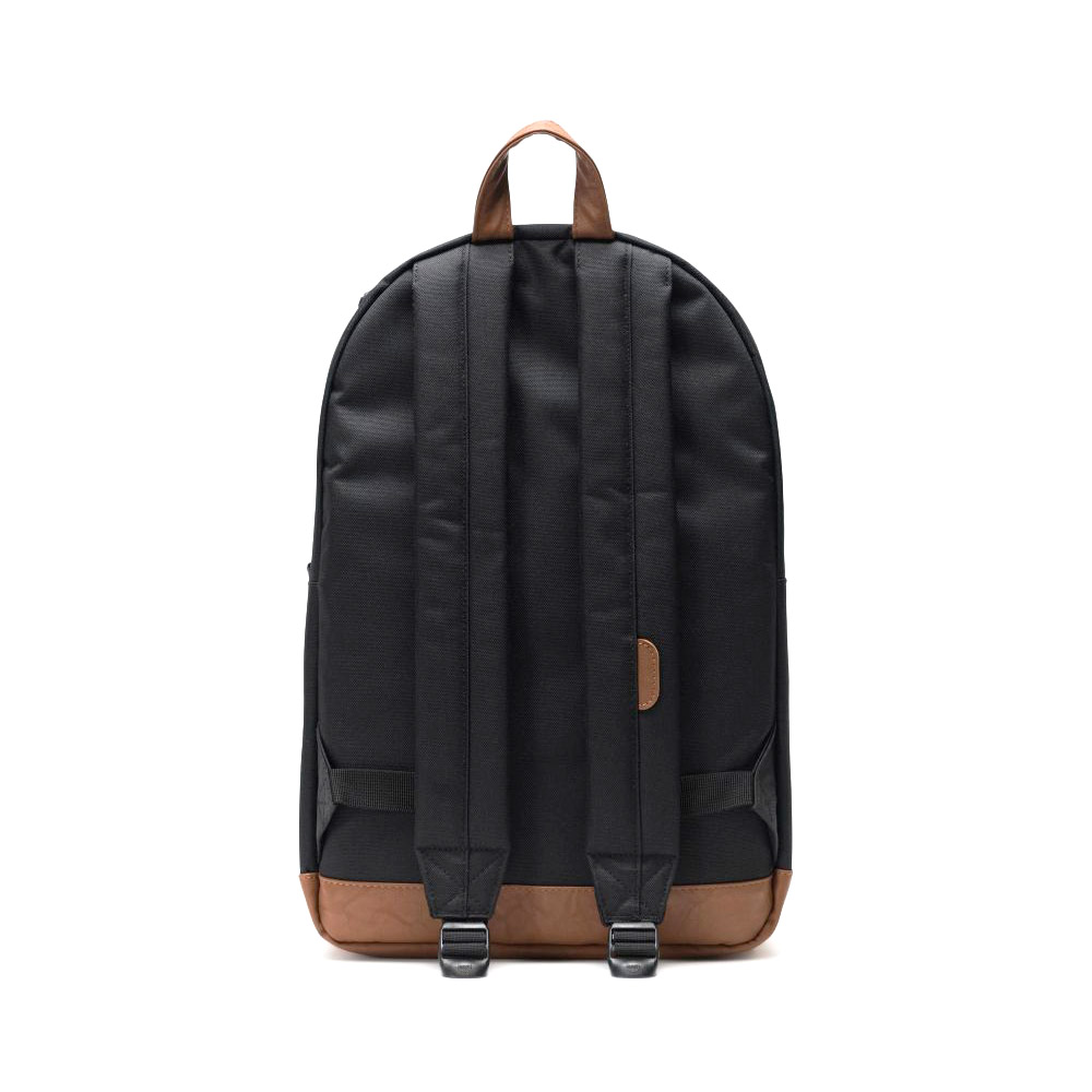 Herschel Pop Quiz Backpack Black Back