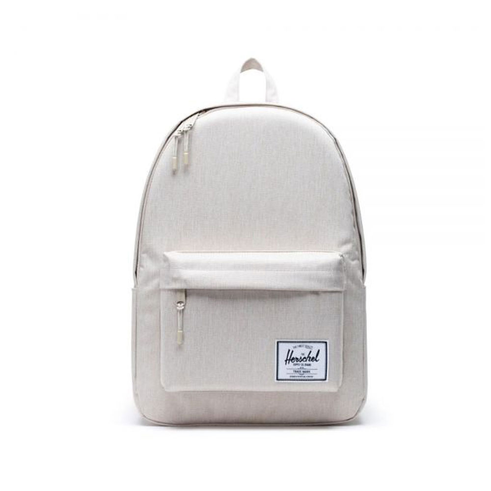Herschel Classic Backpack XL Overcast Crosshatch Front