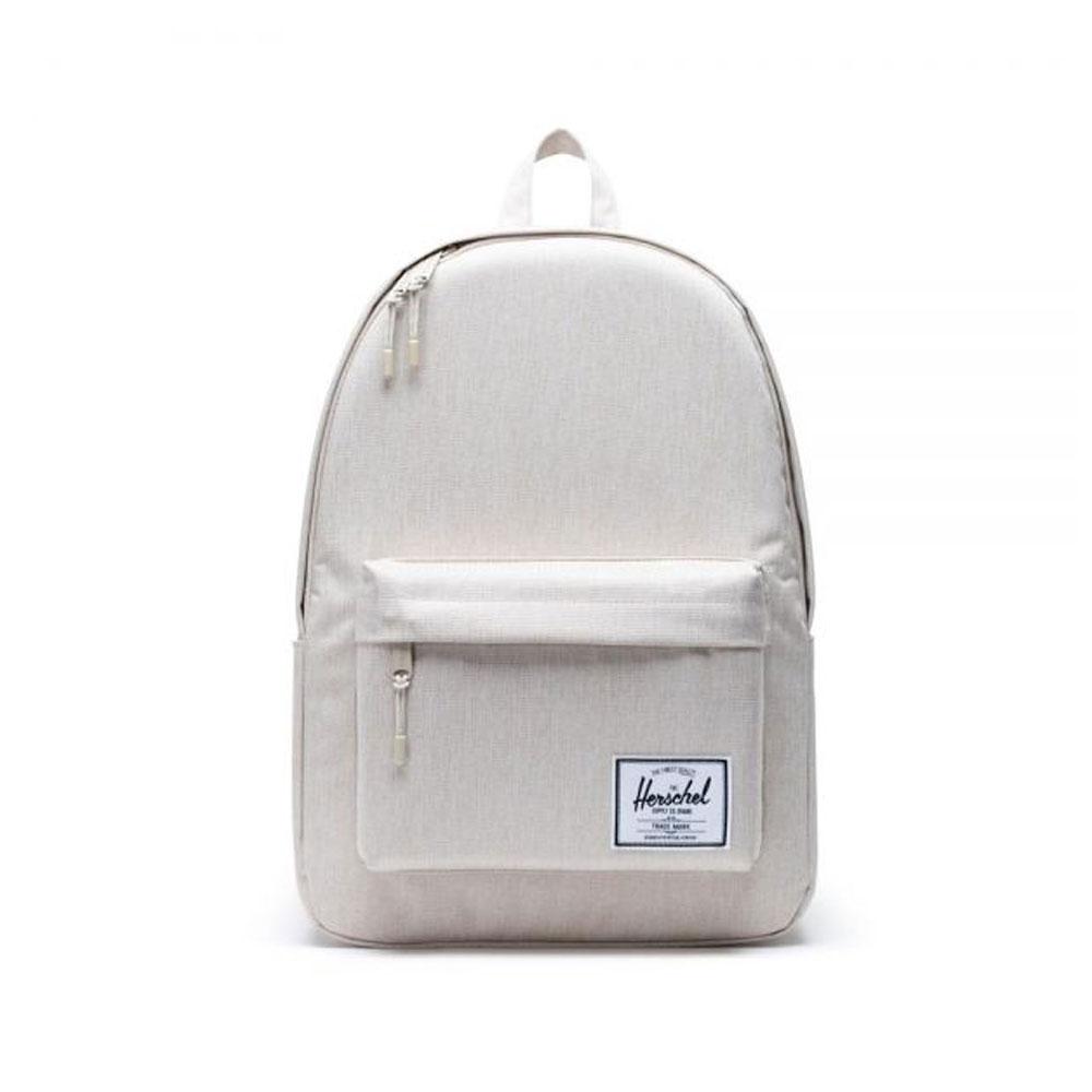 Herschel Classic XL Overcast Crosshatch Backpack Front