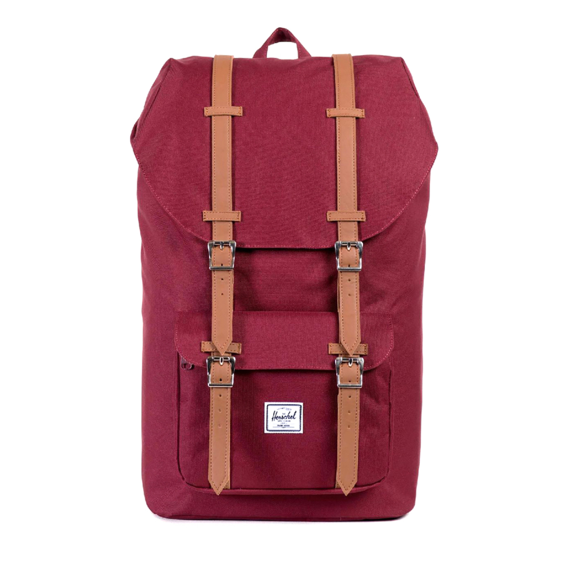 Herschel Little America Backpack – Wine