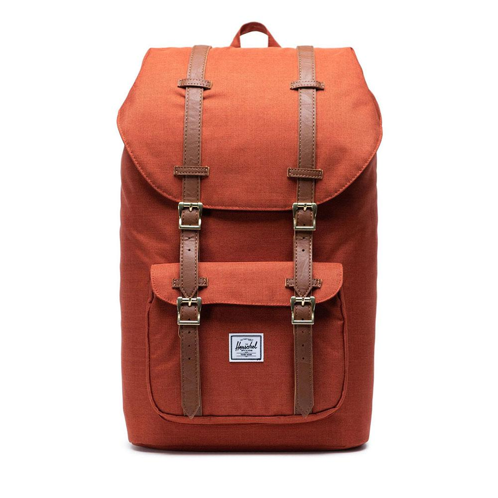 Herschel Little America Picante Crosshatch Backpack