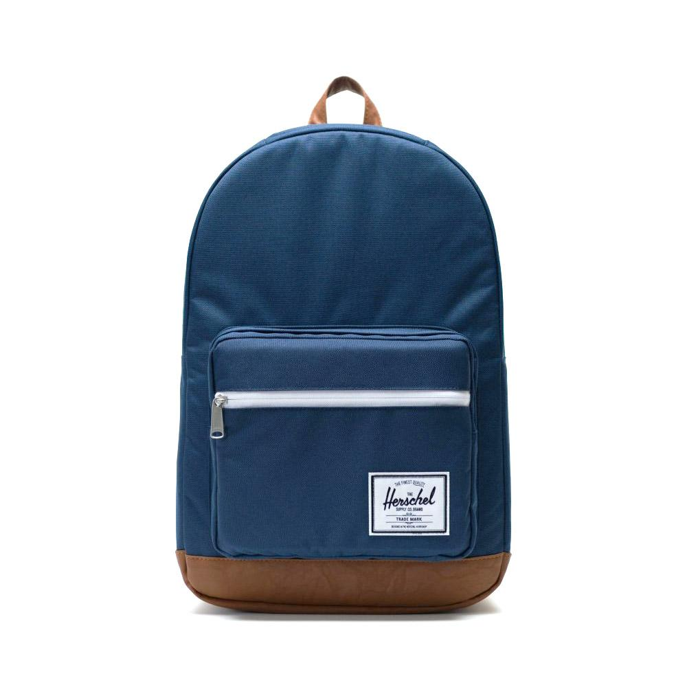 Herschel Pop Quiz Backpack Navy Front