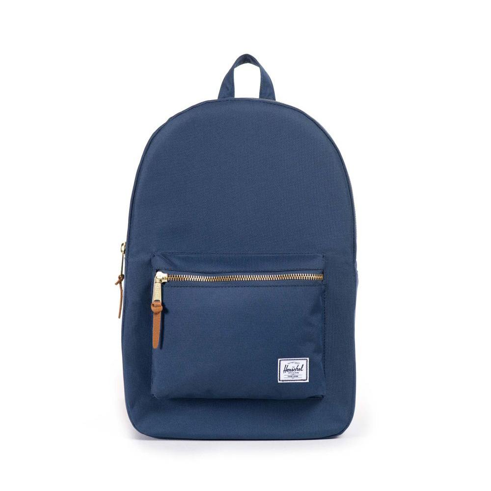 Herschel Navy Settlement Backpack 23L Front