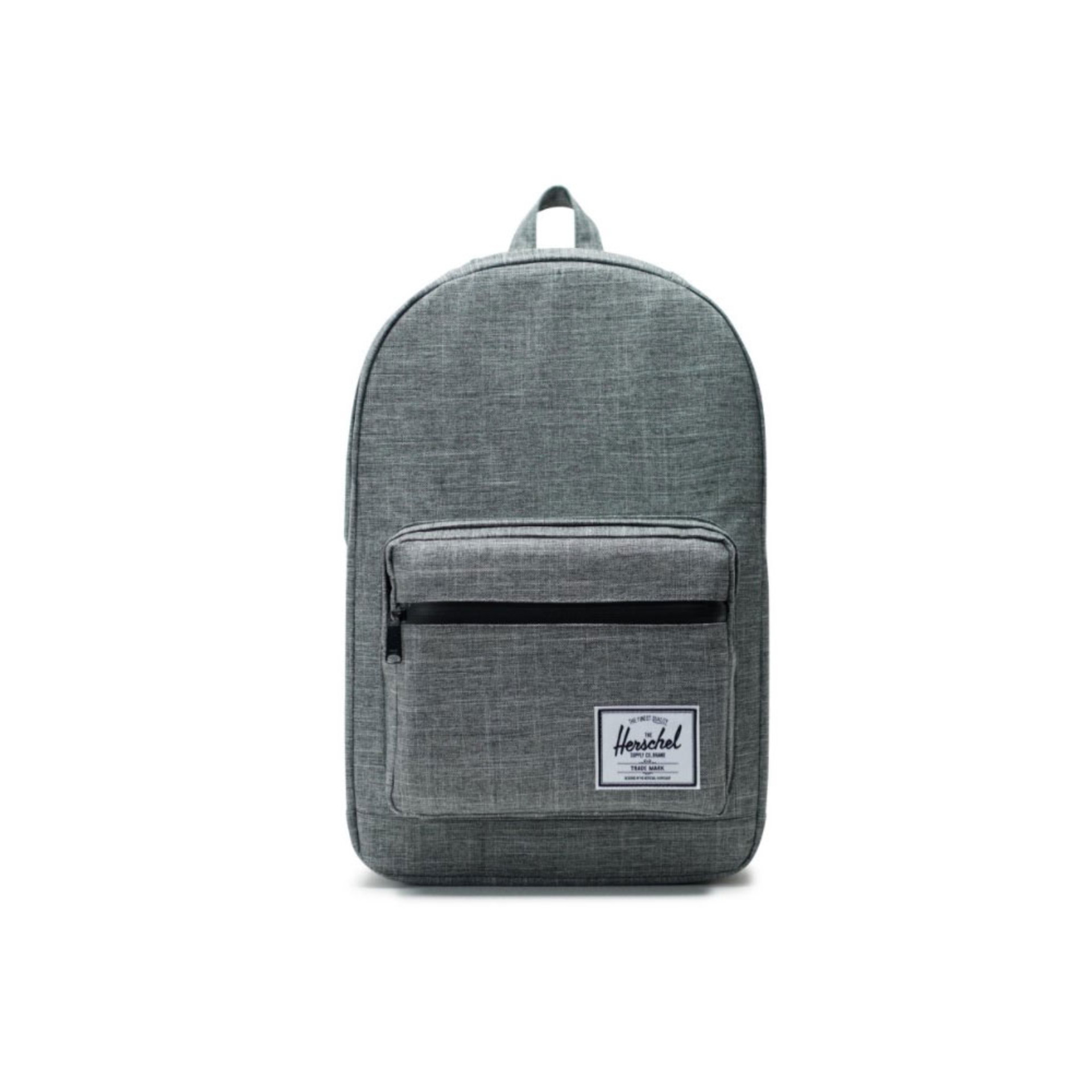 Herschel Pop Quiz Backpack – Raven Crosshatch
