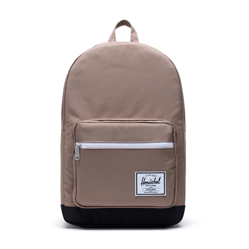 Herschel Pop Quiz Pine Bark/Black Peacoat Backpack