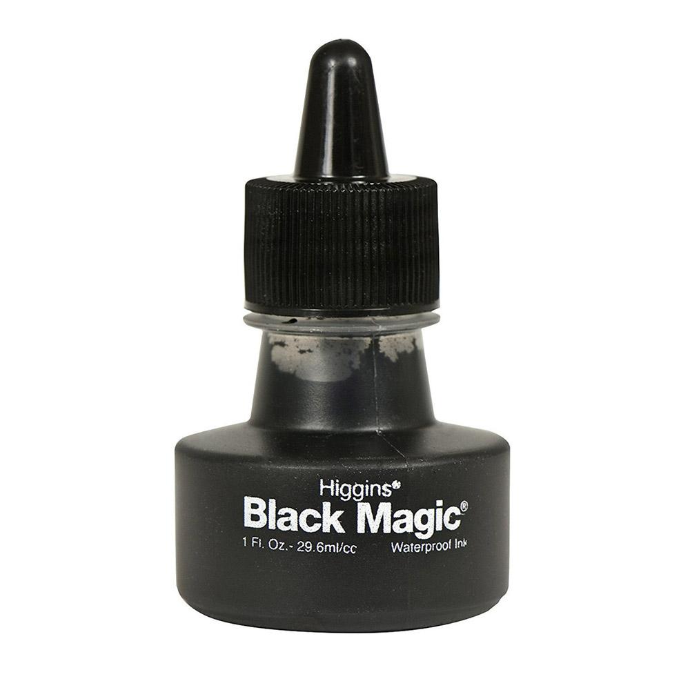 Higgins Black Magic Ink 1oz