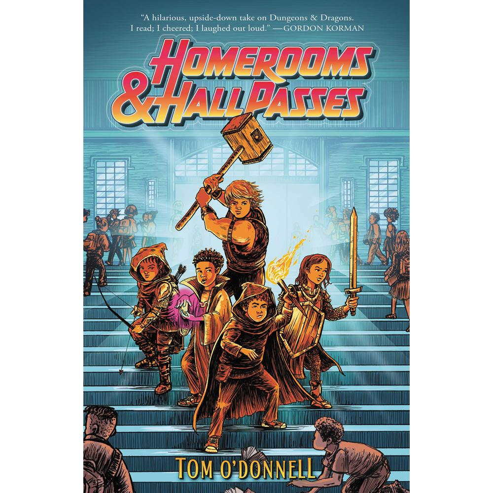Homerooms and Hall Passes by Tom O'Donnell
