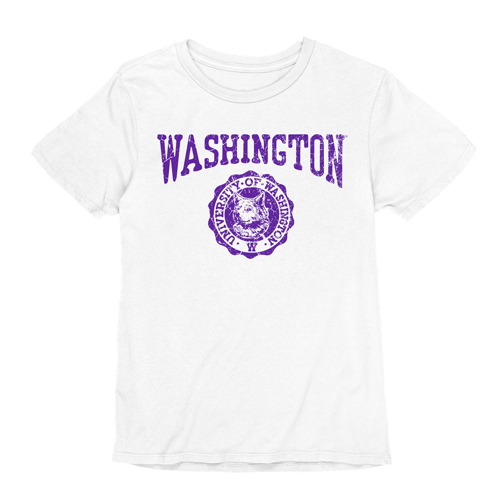 Husky Throwback Women's 30s Husky Seal Vintage Tee