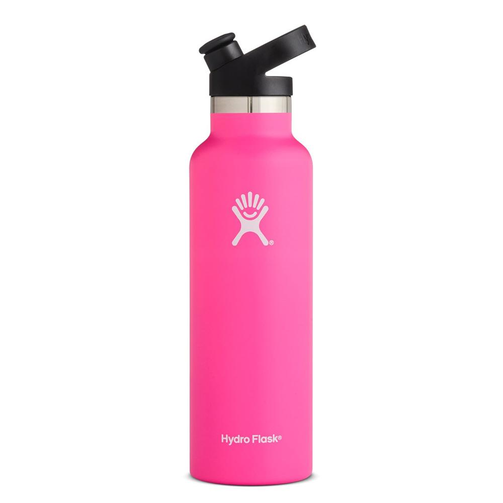 Hydro Flask Sport Cap Water Bottle 21oz Flamingo