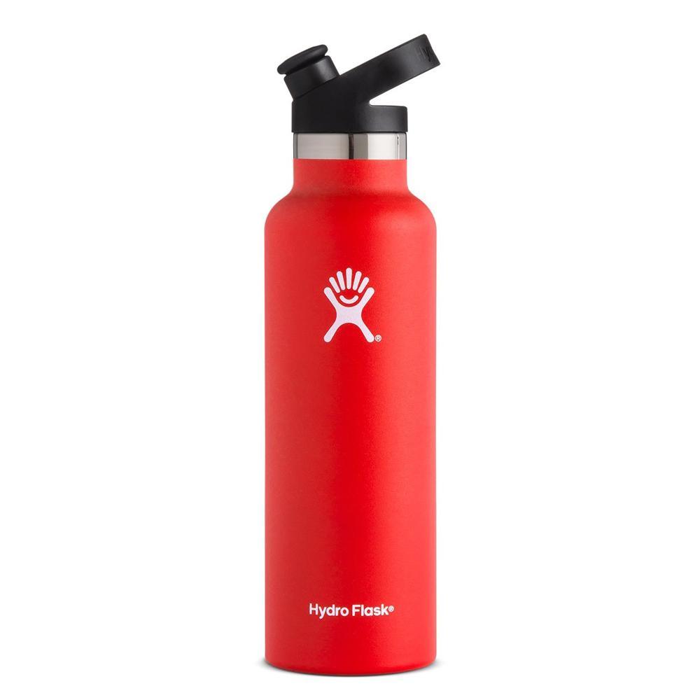 Hydro Flask Sport Cap Water Bottle 21oz Lava