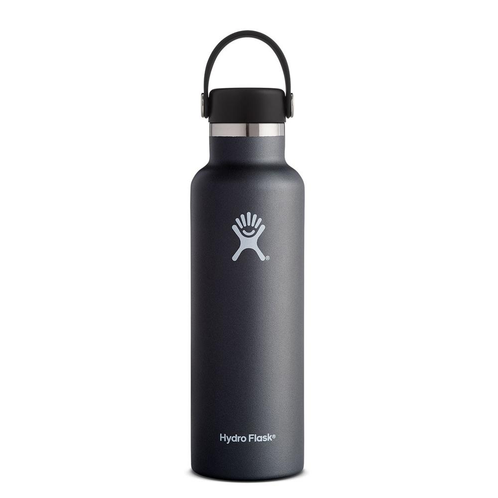 Hydro Flask Water Bottle Black