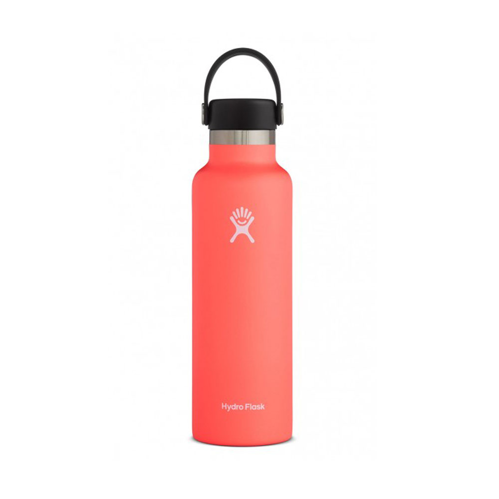 Hydro Flask Standard Mouth Water Bottle 21oz - Hibiscus