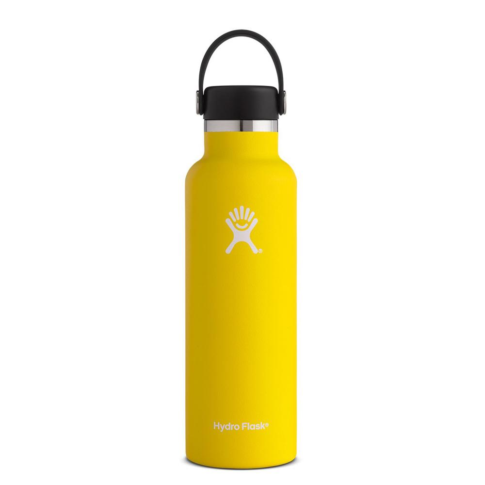 Hydro Flask Water Bottle Lemon