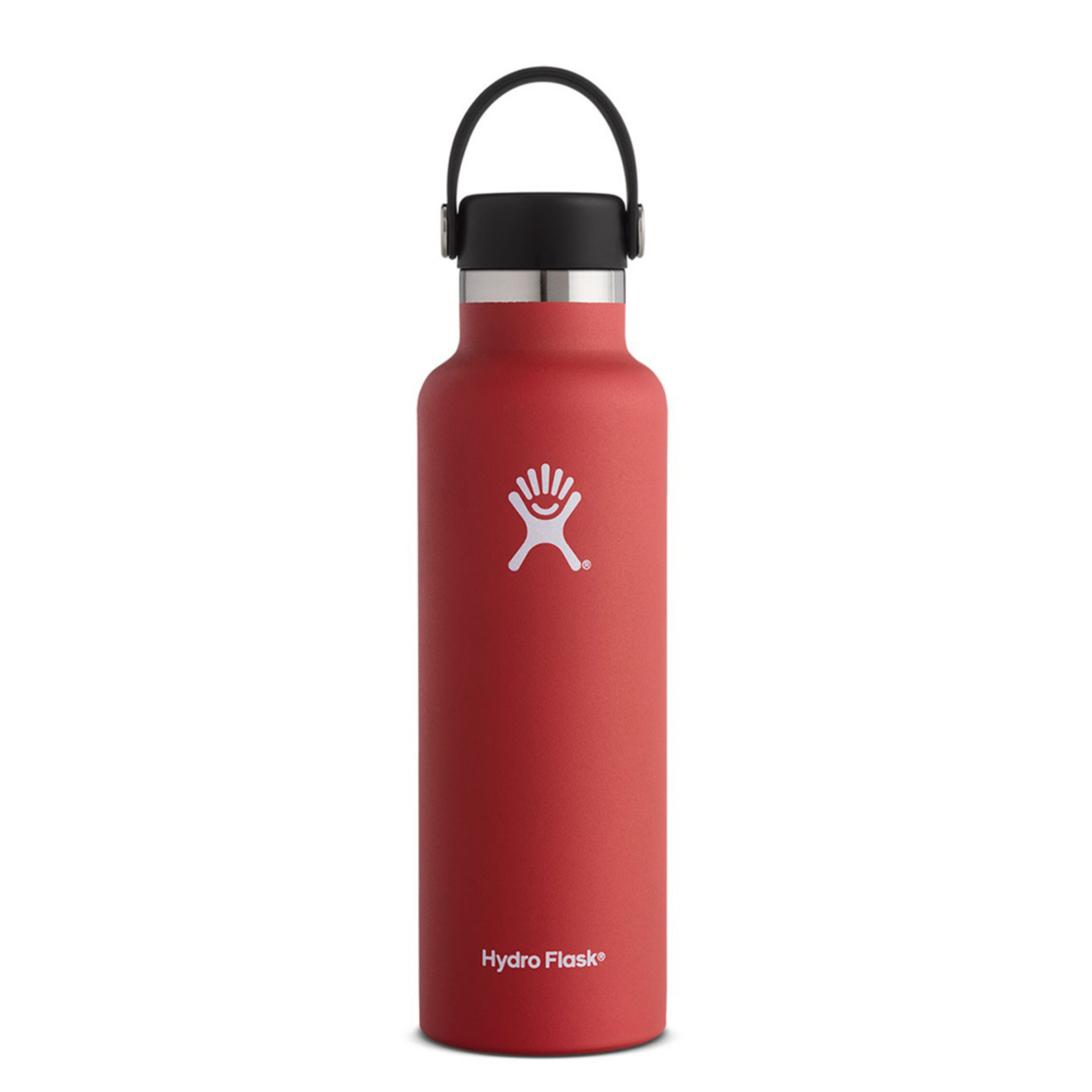 Hydro Flask Water Bottle 21oz – Lychee Red