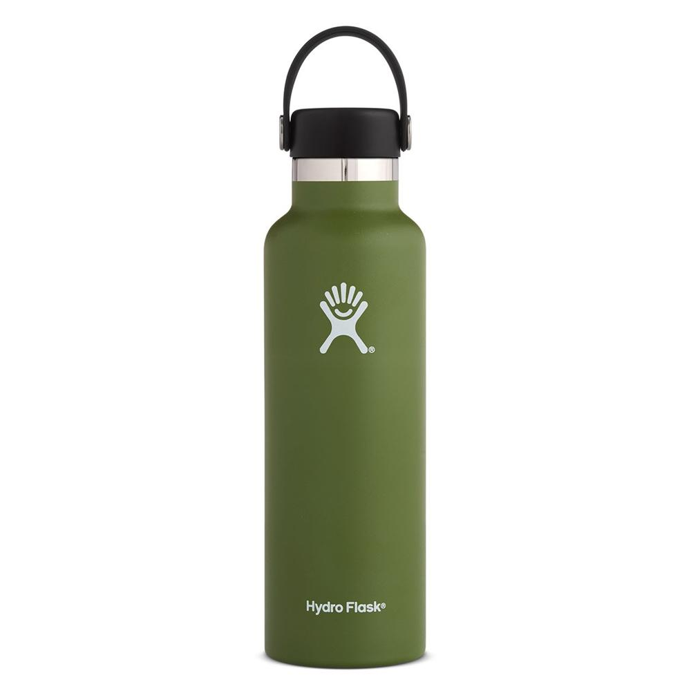 Hydro Flask Water Bottle Olive