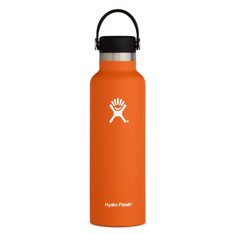 Hydro Flask Water Bottle 21oz – Orange Zest