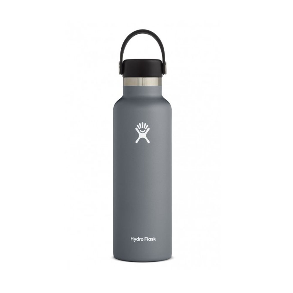 Hydro Flask Standard Mouth Water Bottle 21oz - Stone