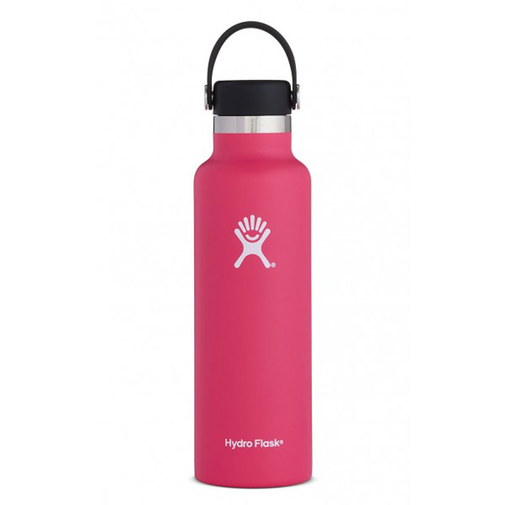 Hydro Flask Standard Mouth Water Bottle 21oz - Watermelon