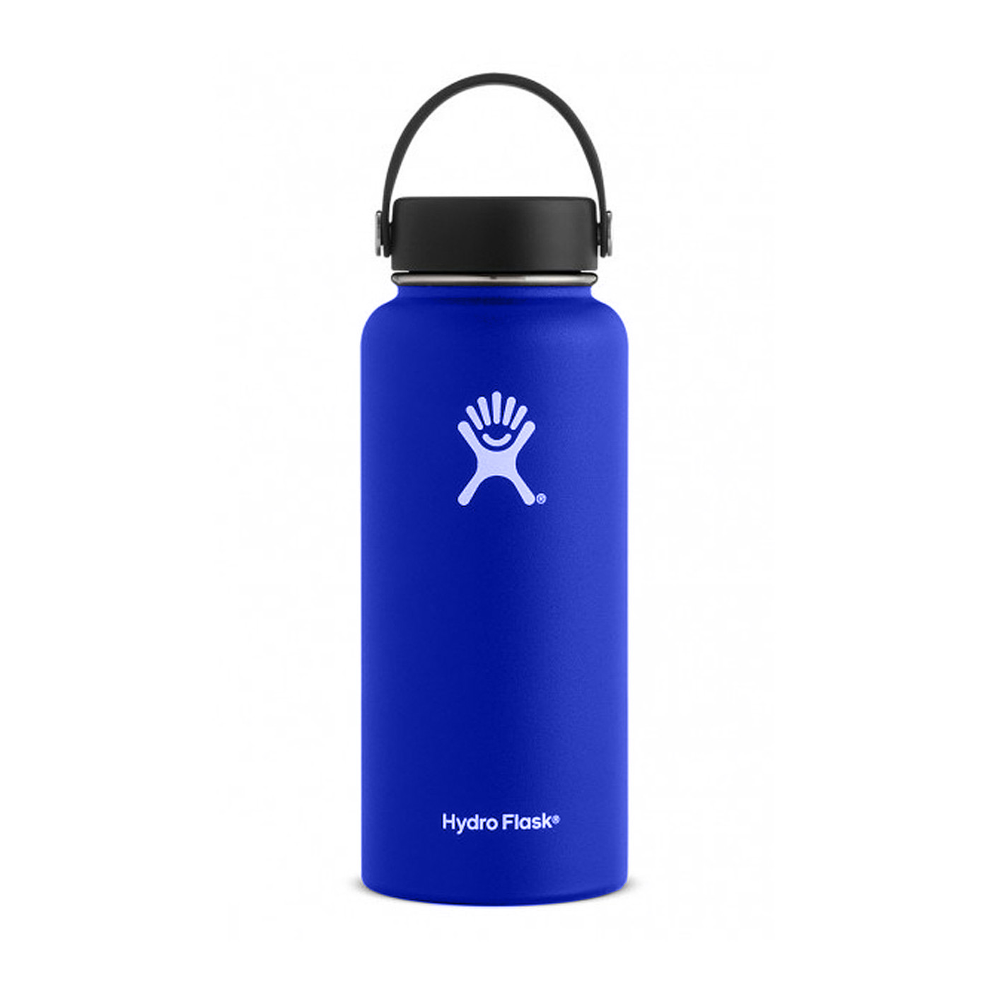 Hydro Flask Wide Mouth Water Bottle 32oz Blueberry