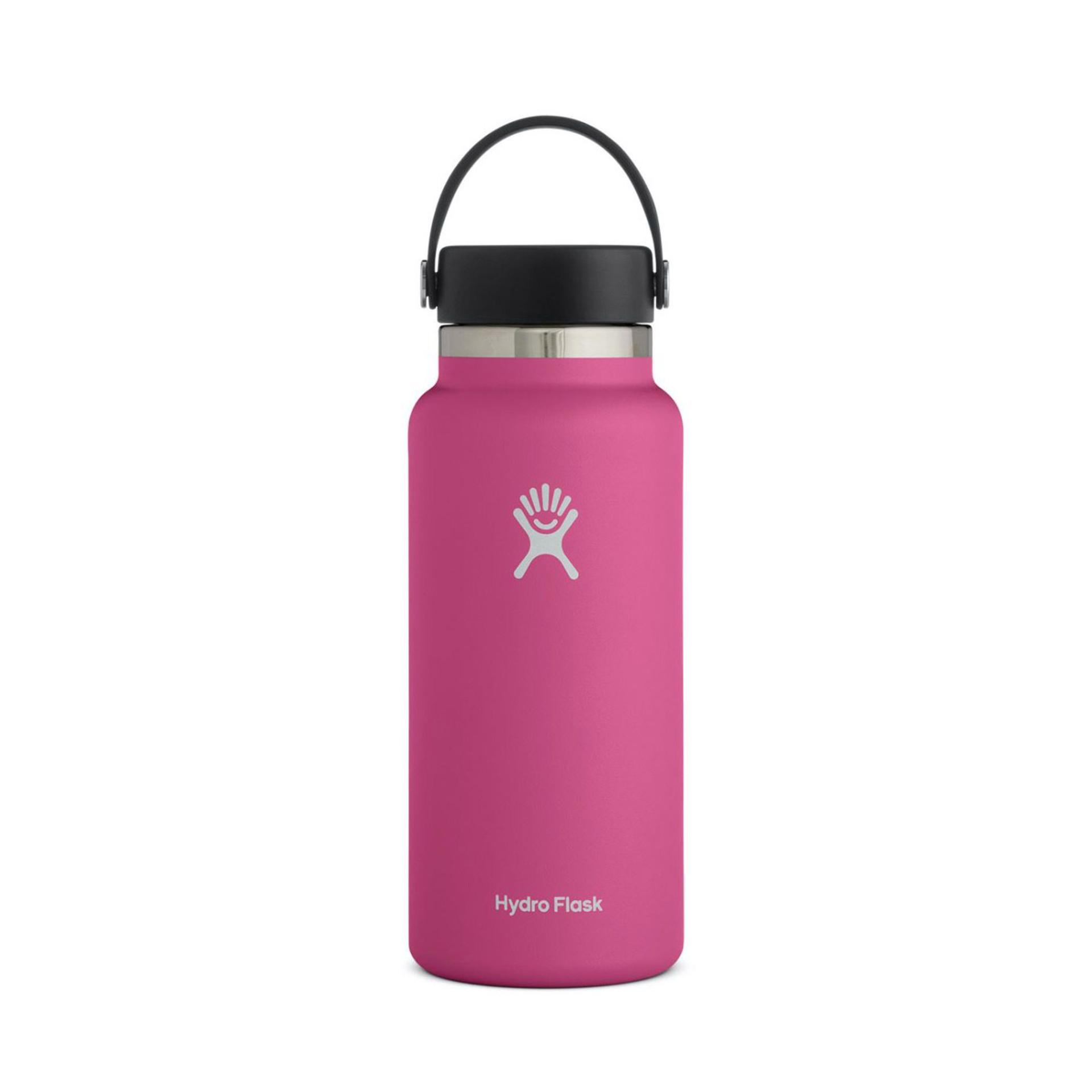Hydro Flask Wide Mouth Water Bottle 32oz – Carnation