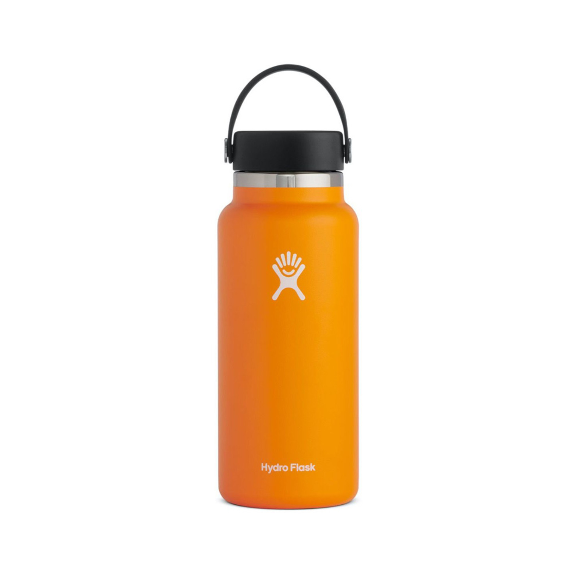 Hydro Flask Wide Mouth Water Bottle 32oz – Clementine