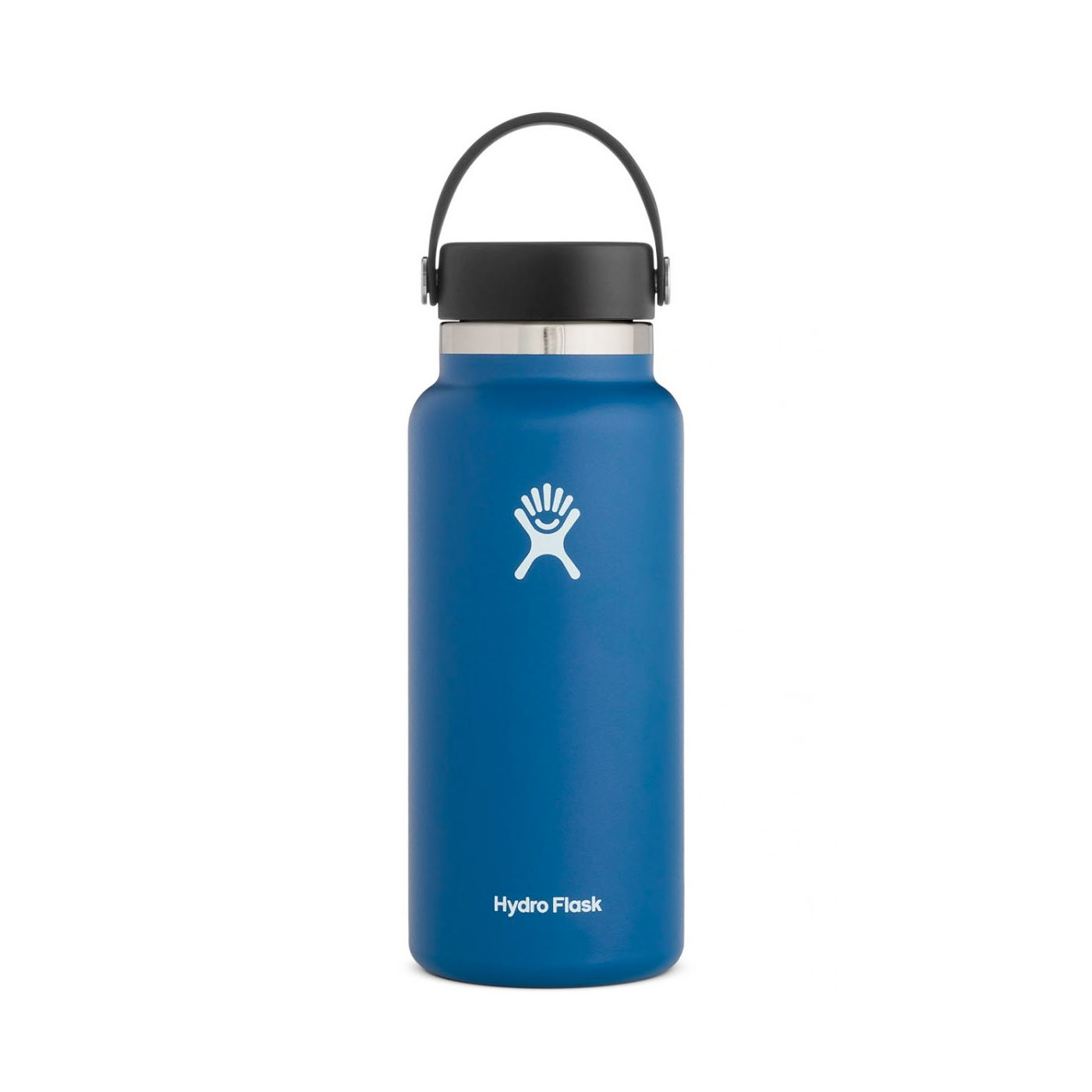 Hydro Flask Wide Mouth Water Bottle 32oz Cobalt Blue