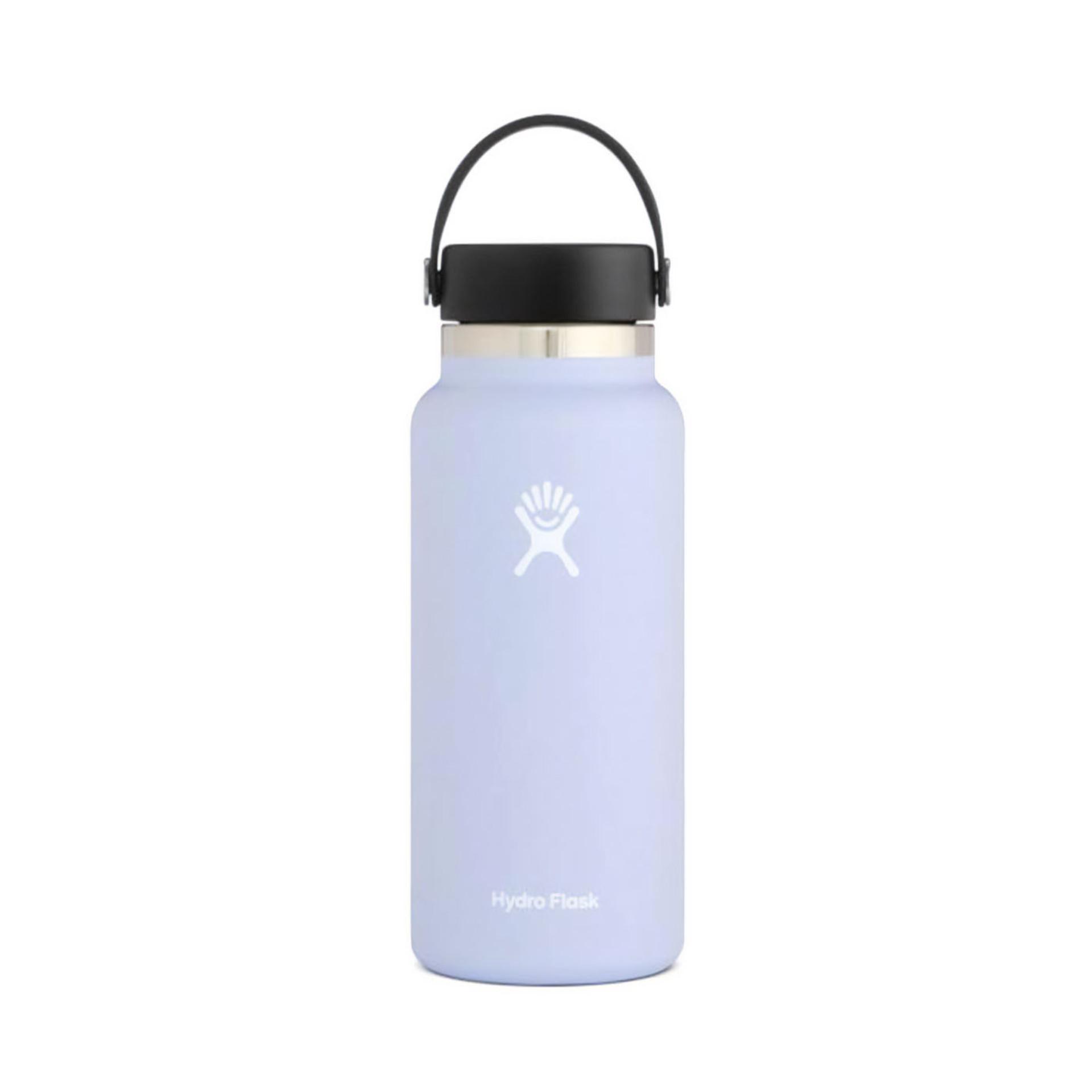 Hydro Flask Wide Mouth Water Bottle 32oz – Fog