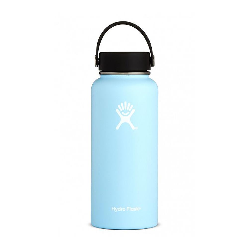 Hydro Flask Wide Mouth Water Bottle 32oz Frost
