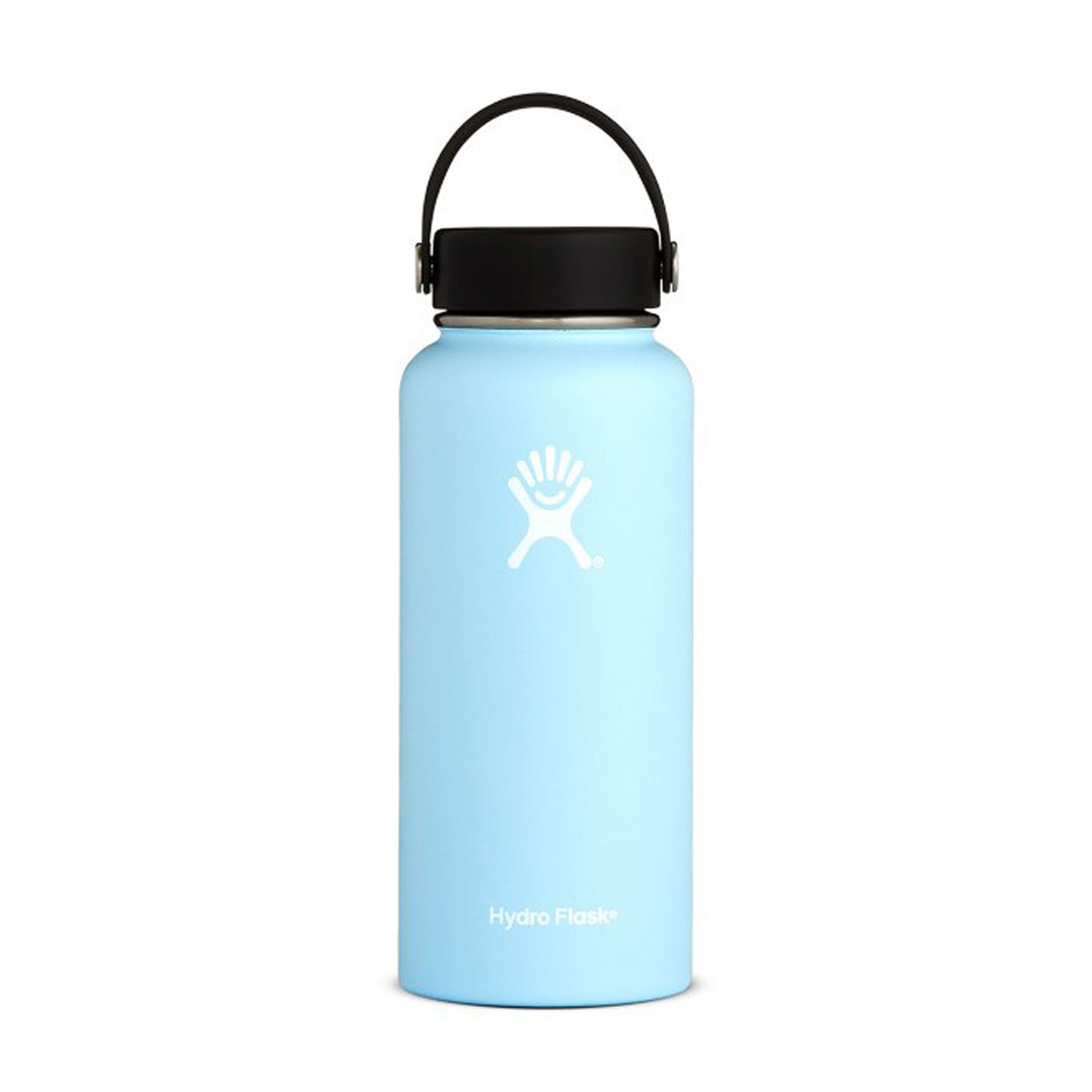 Hydro Flask Wide Mouth Water Bottle 32oz Frost