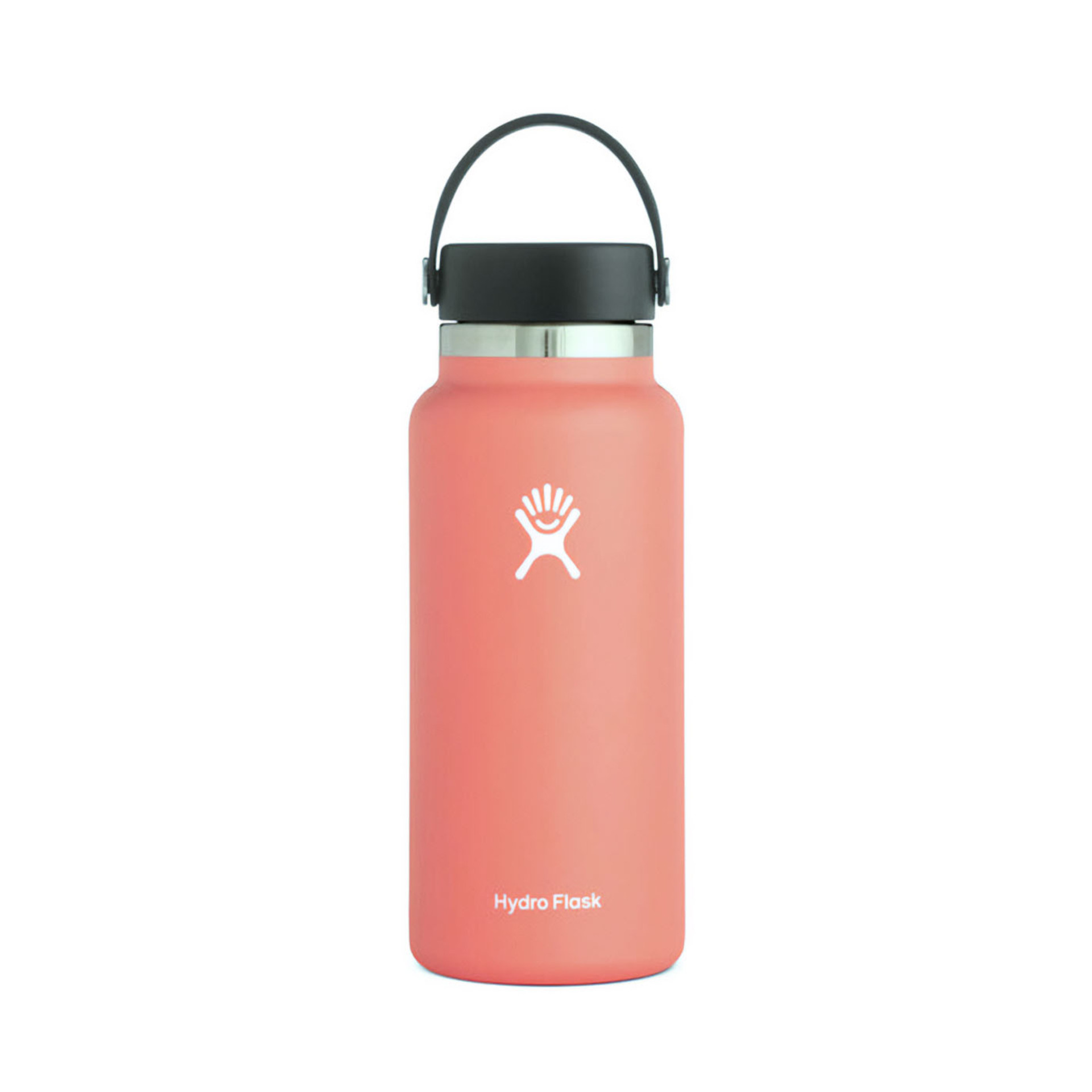 Hydro Flask Wide Mouth Water Bottle 32oz – Hibiscus