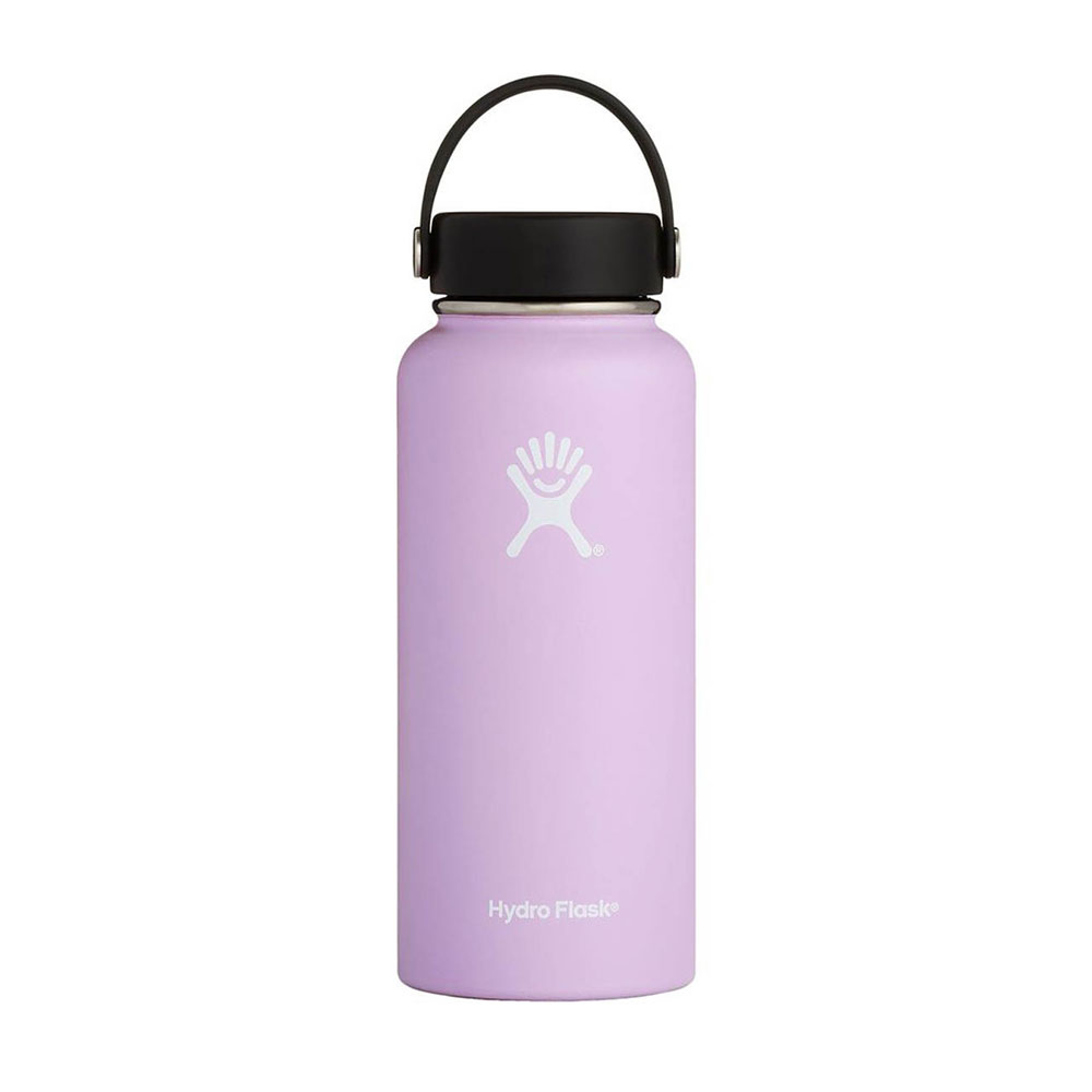 Hydro Flask Water Bottle 32oz Wide Mouth – Lilac