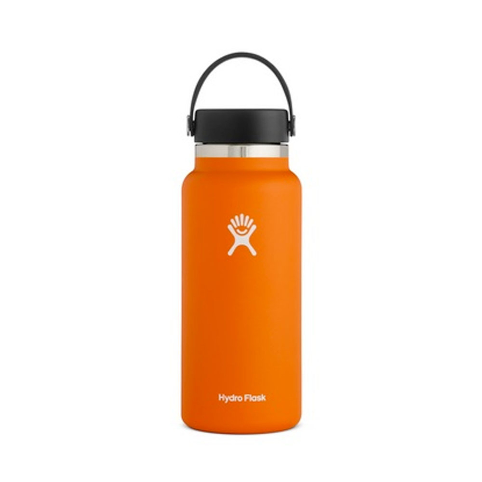 Hydro Flask Water Bottle 32oz Wide Mouth – Orange Zest