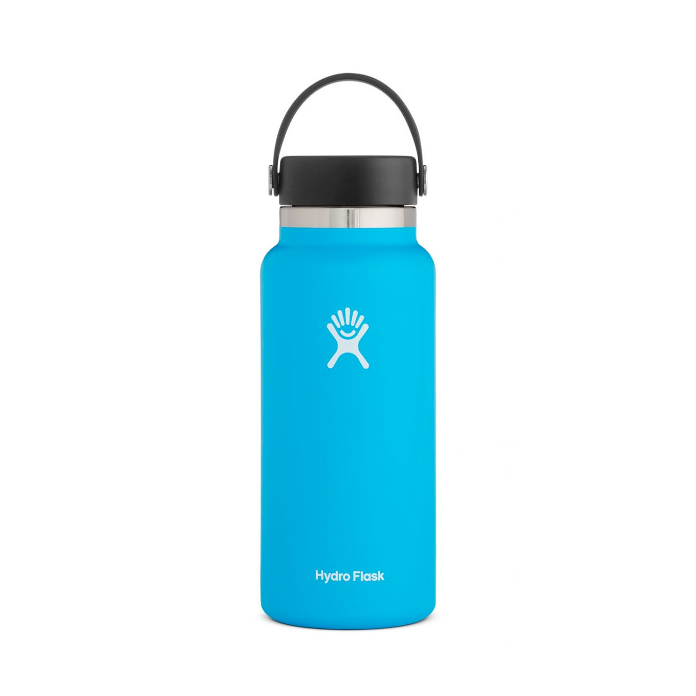 Hydro Flask Wide Mouth Water Bottle 32oz Pacific