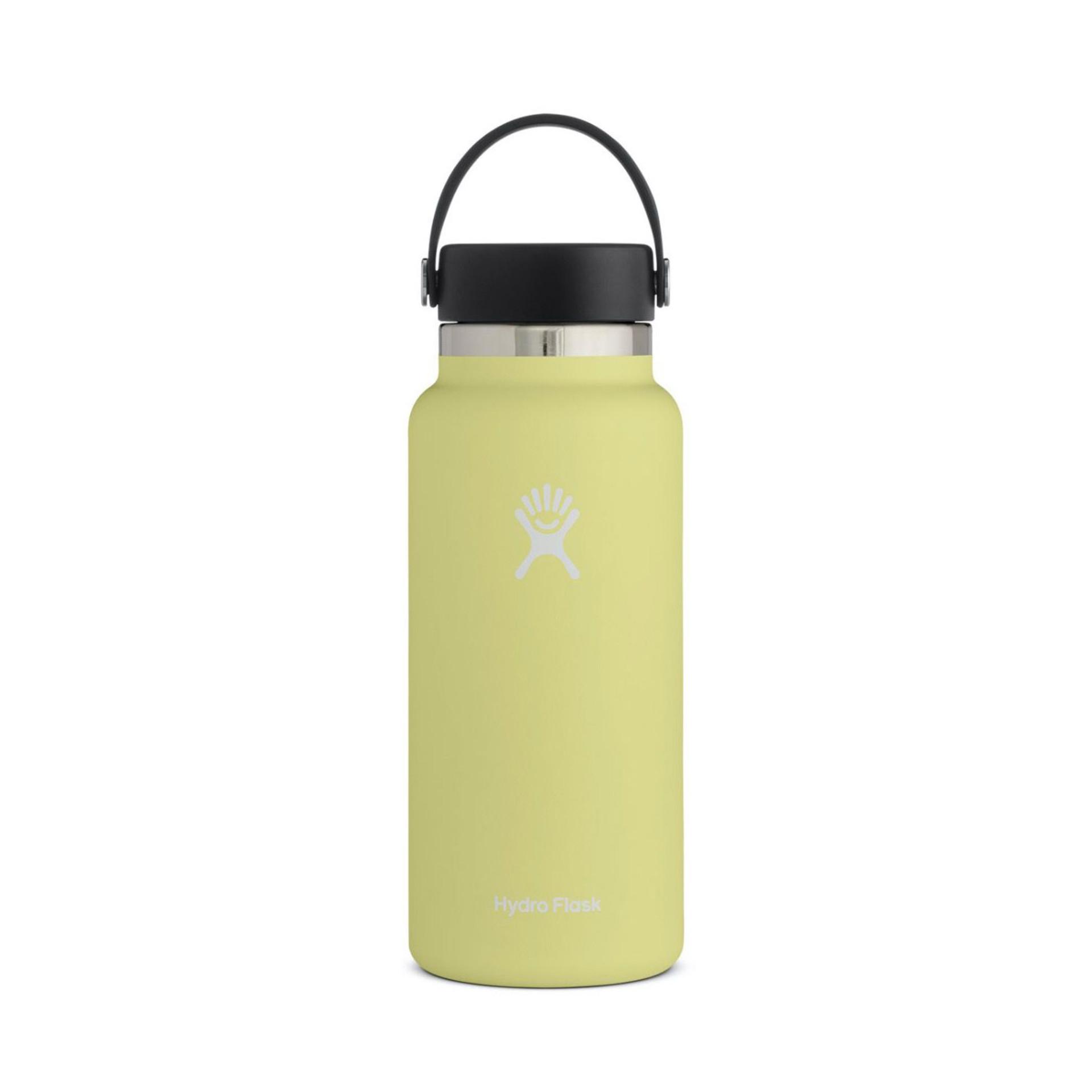 Hydro Flask Wide Mouth Water Bottle 32oz – Pineapple