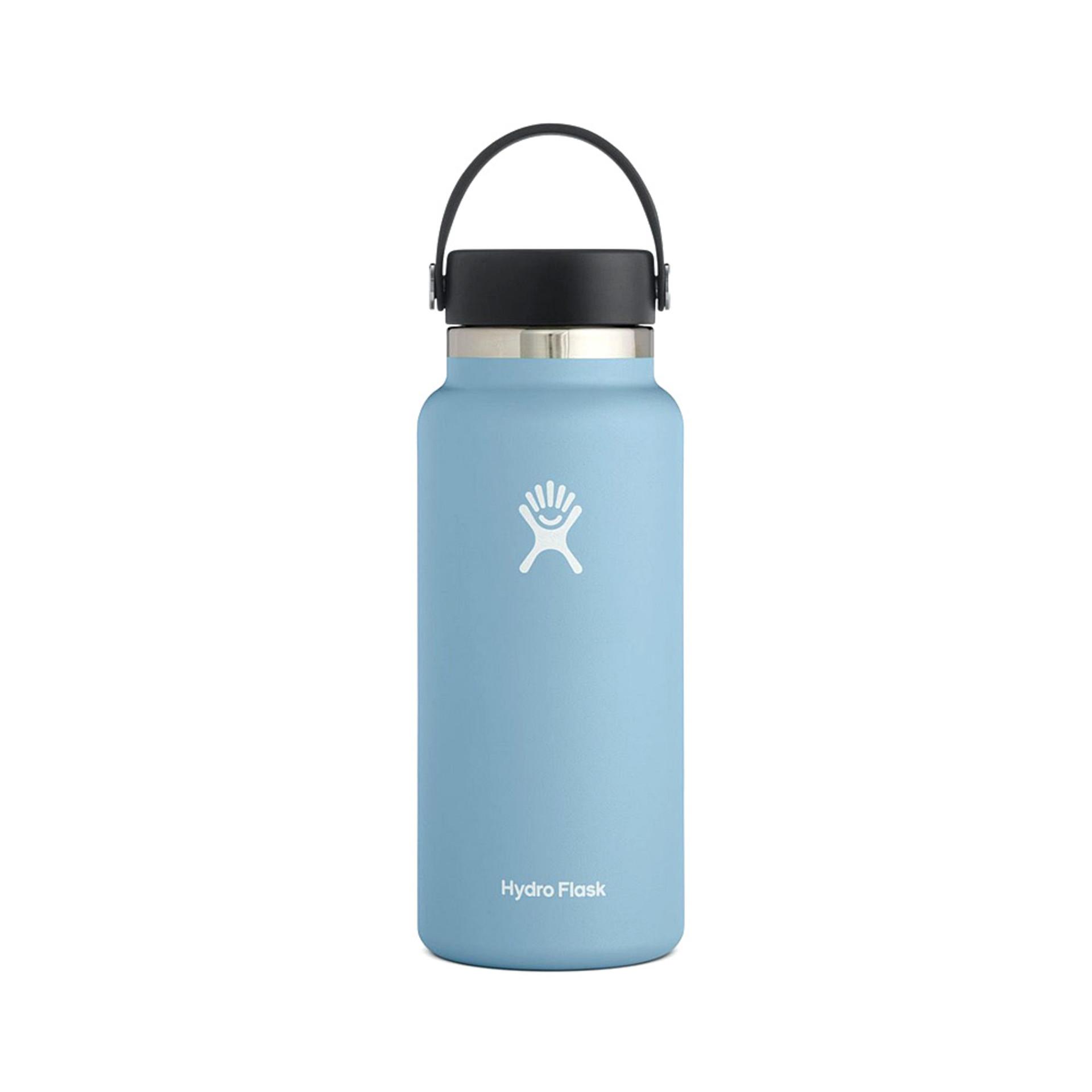Hydro Flask Wide Mouth Water Bottle 32oz – Rain