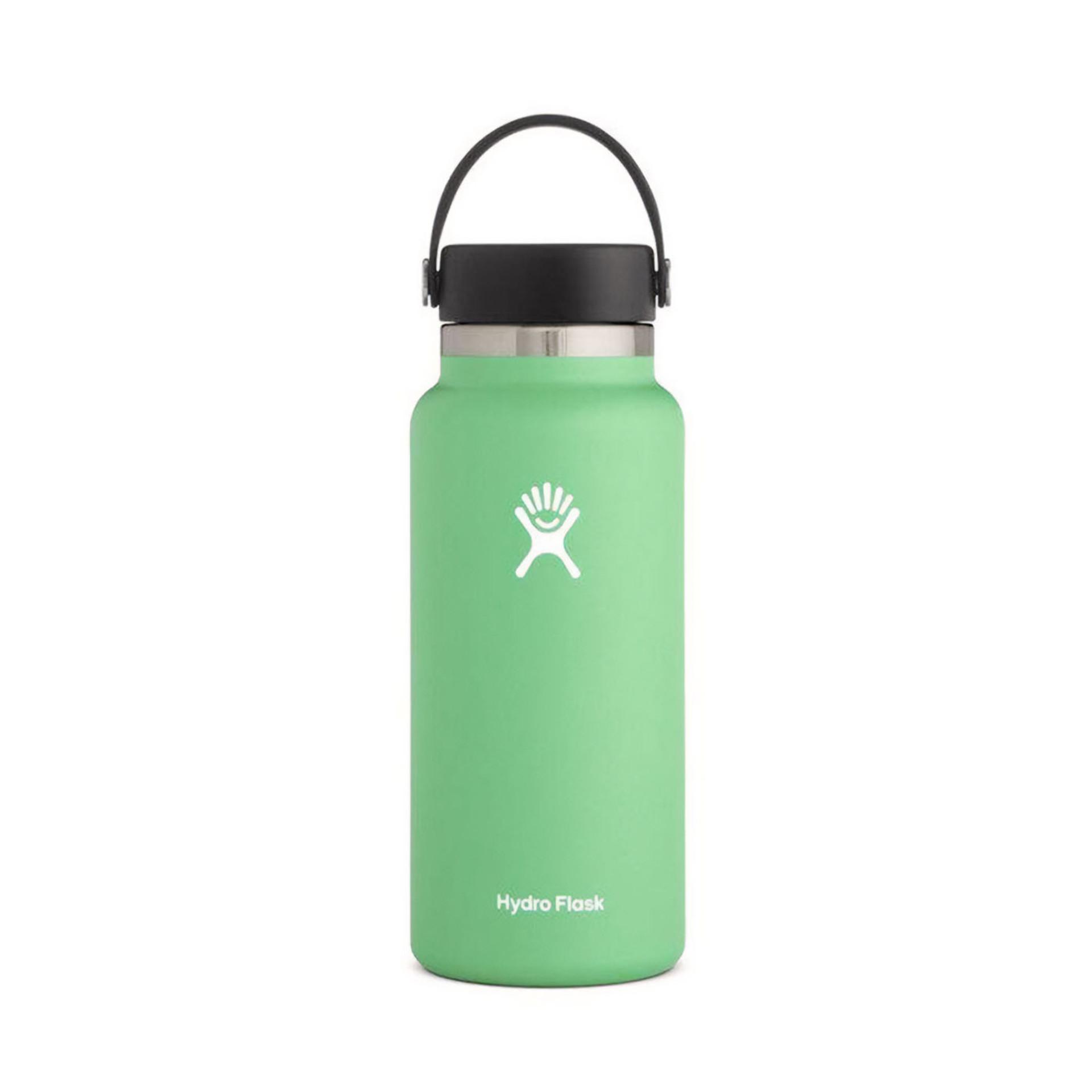 Hydro Flask Wide Mouth Water Bottle 32oz – Spearmint