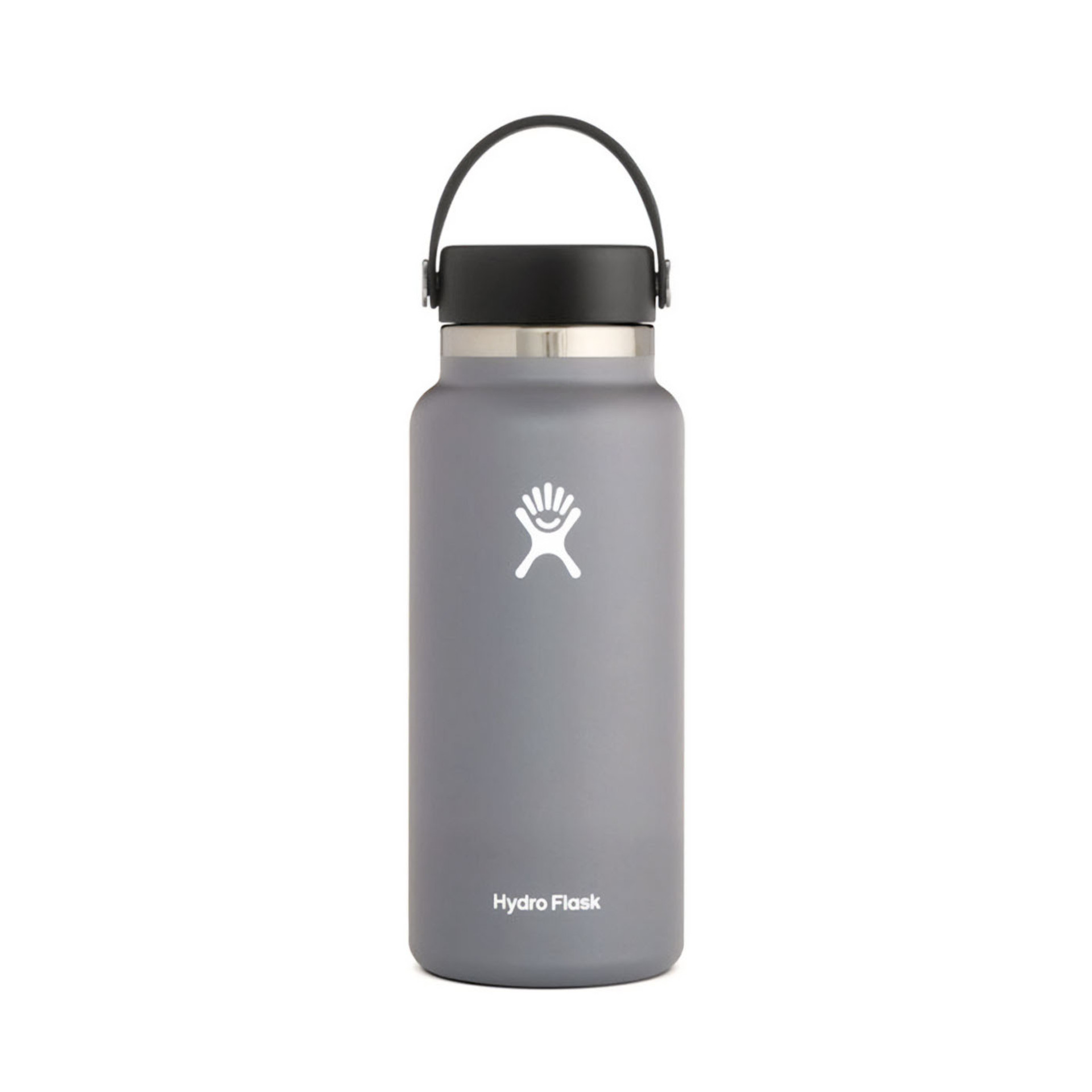 Hydro Flask Wide Mouth Water Bottle 32oz – Stone