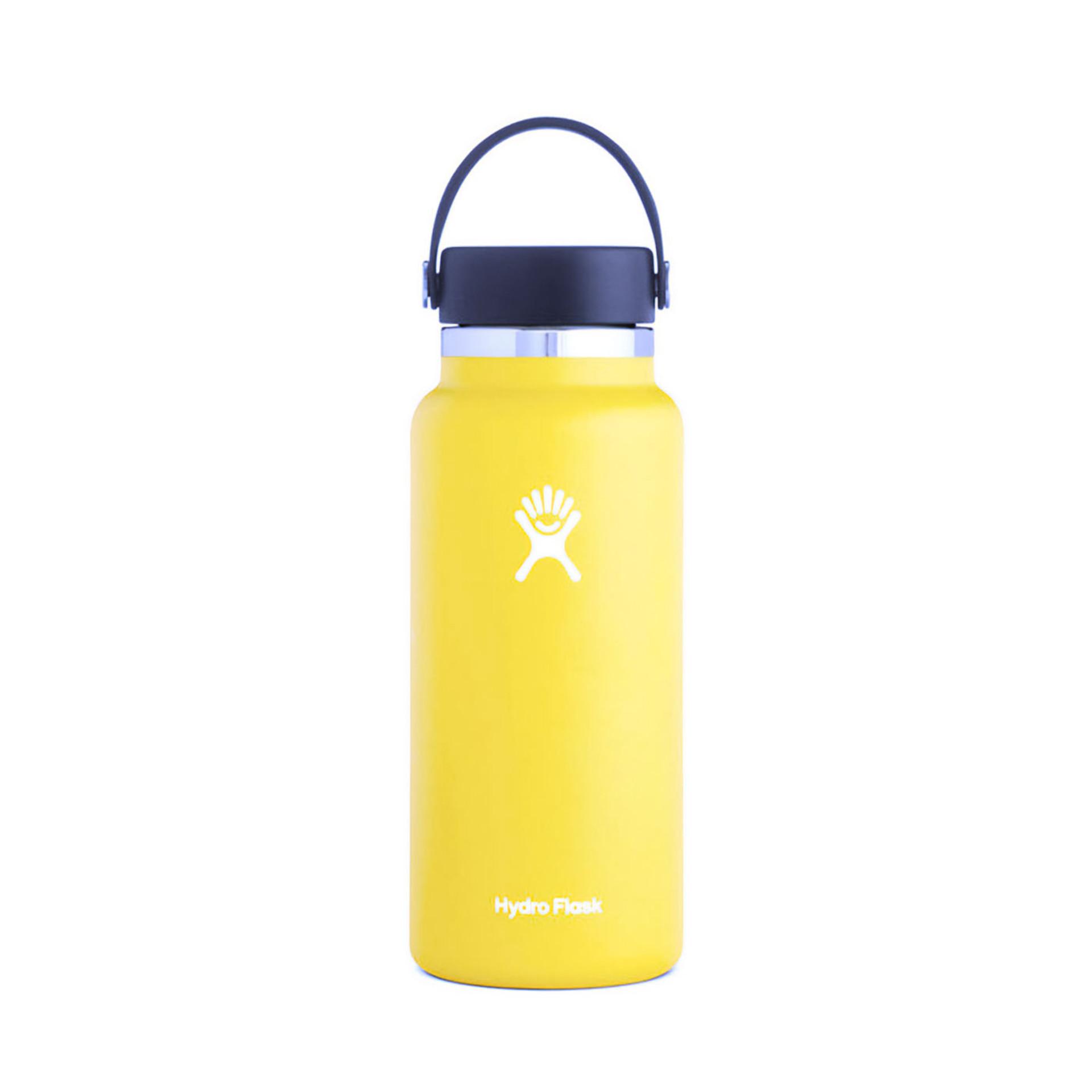 Hydro Flask Wide Mouth Water Bottle 32oz – Sunflower