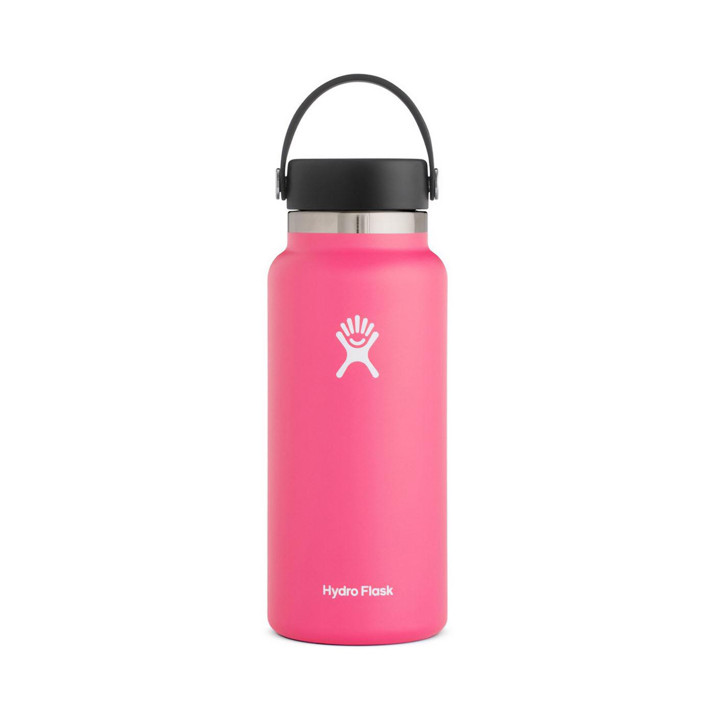 Hydro Flask Wide Mouth Water Bottle 32oz Watermelon
