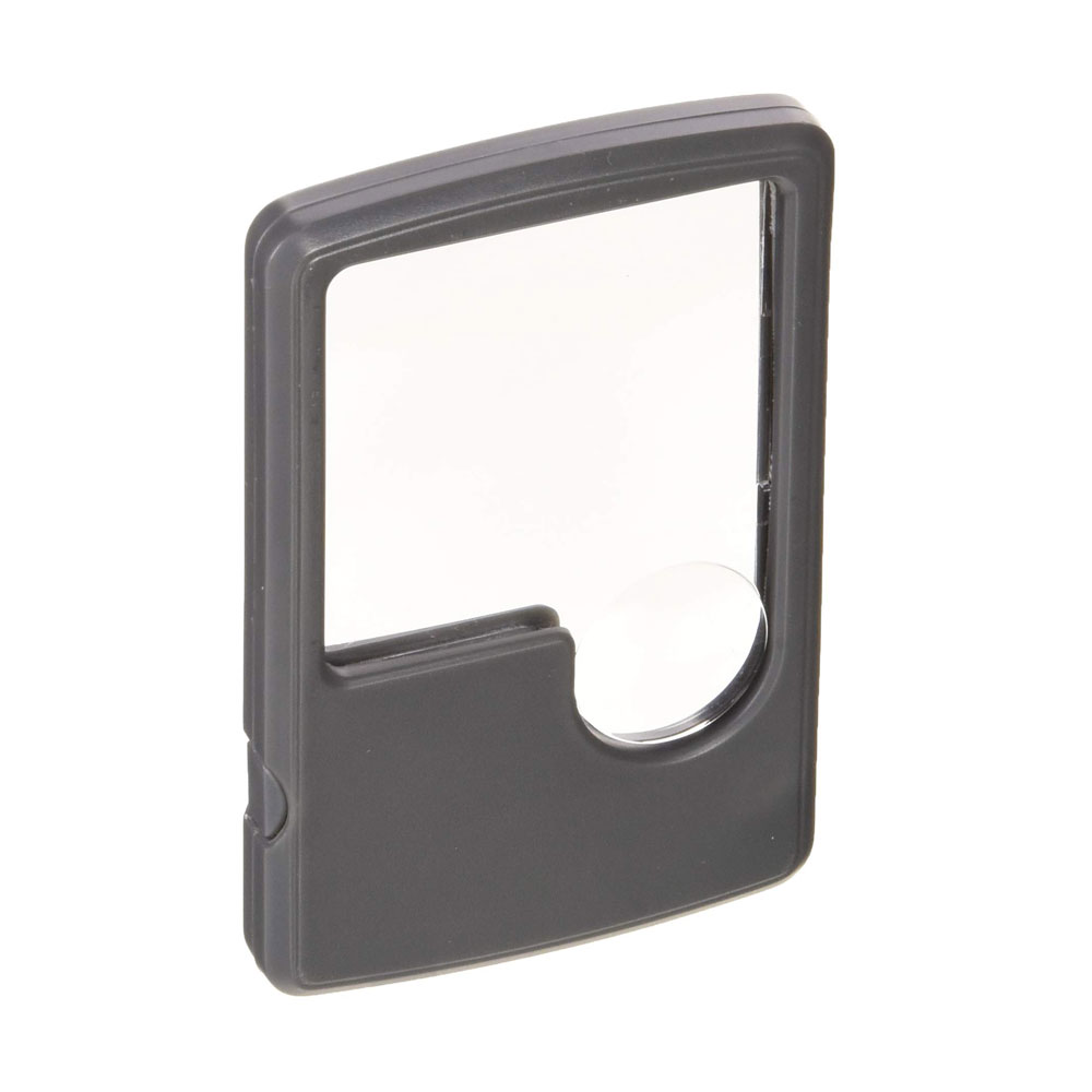 If USA MAGNiF-i LED 2X And 4X Pocket Magnifier