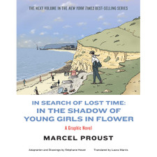 In Search of Lost Time: In the Shadow of Young Girls in Flower by Marcel Proust, adaptation by Stéphane Heuet
