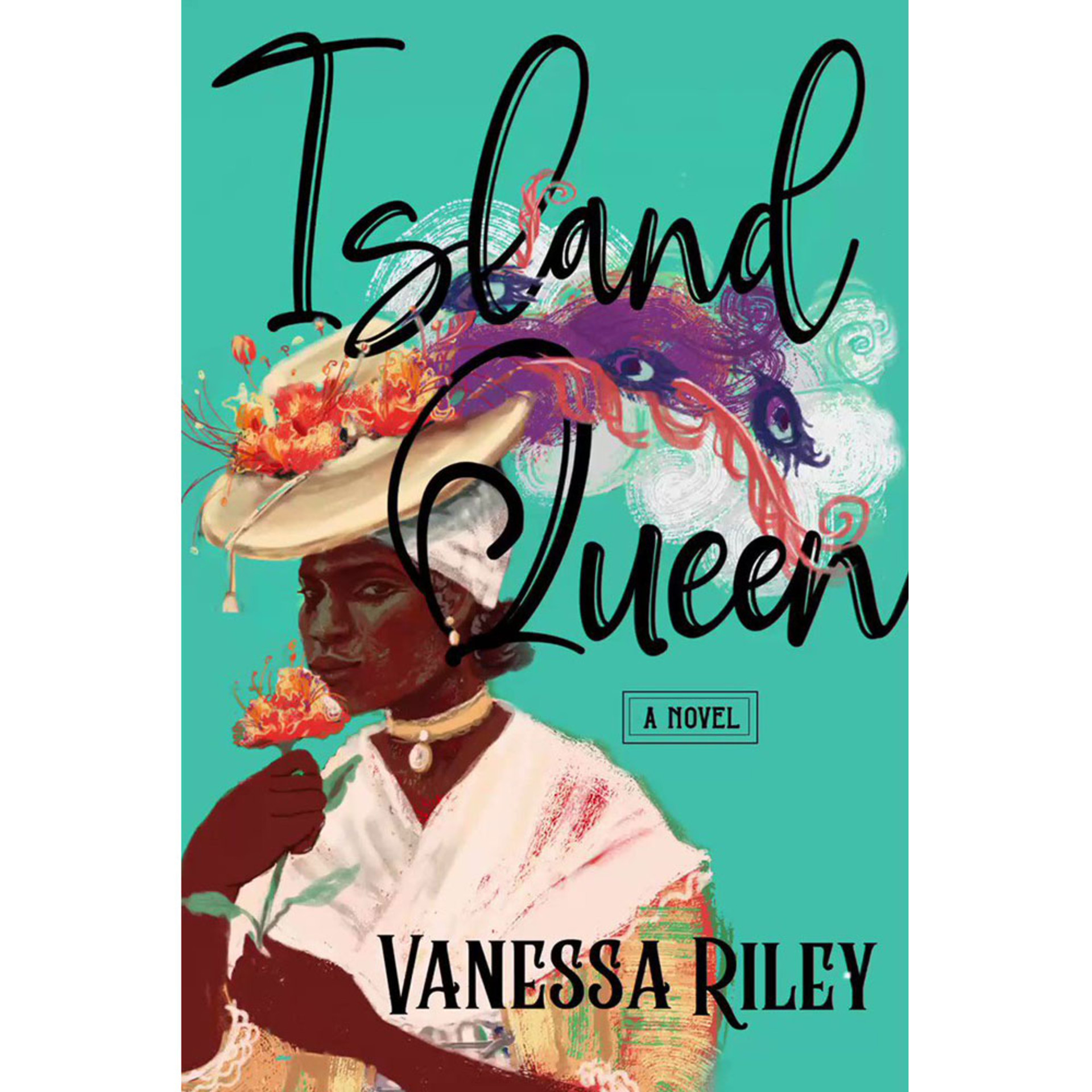 Island Queen: A Novel by Vanessa Riley