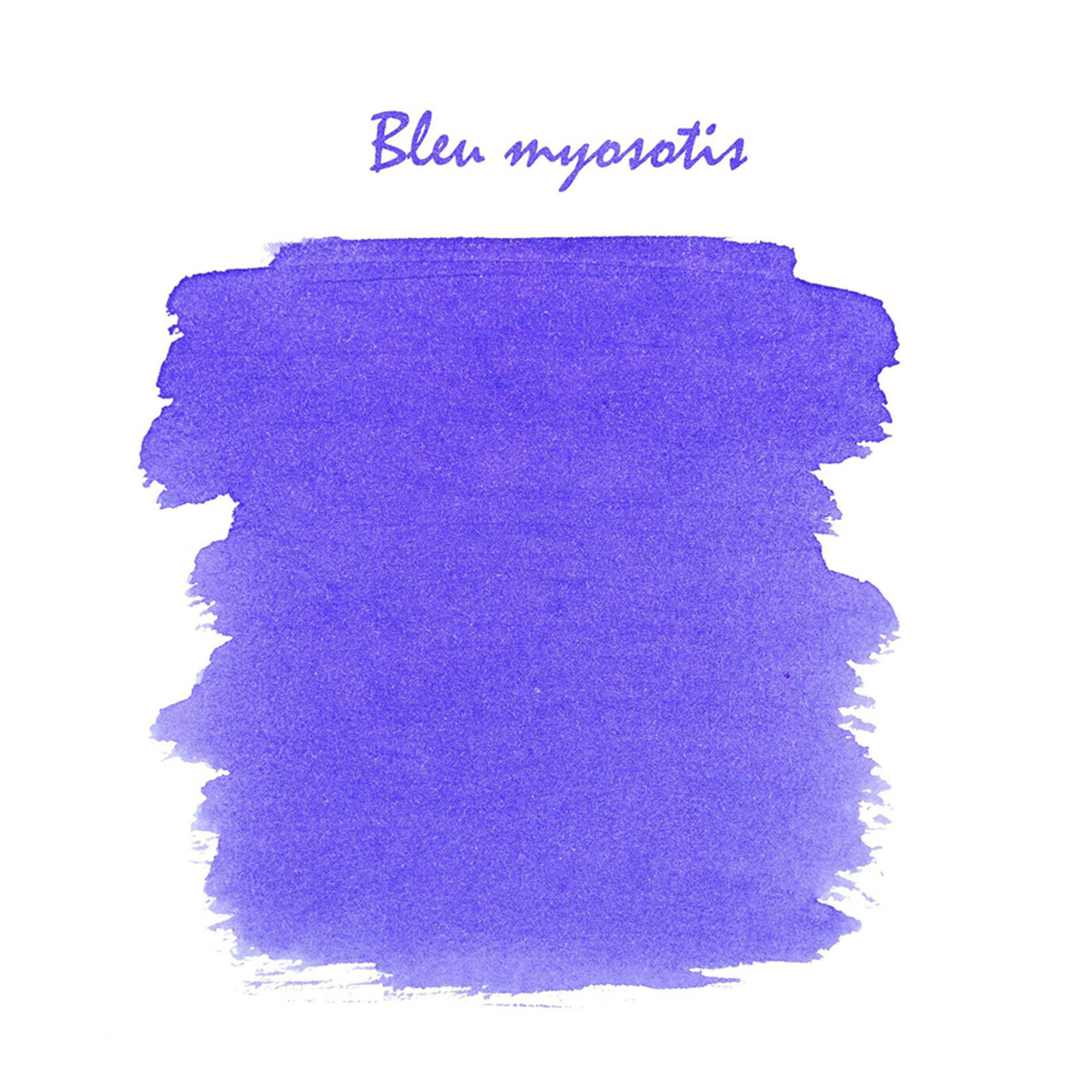 J.Herbin 10ml Fountain Pen Ink Bleu Myosotis