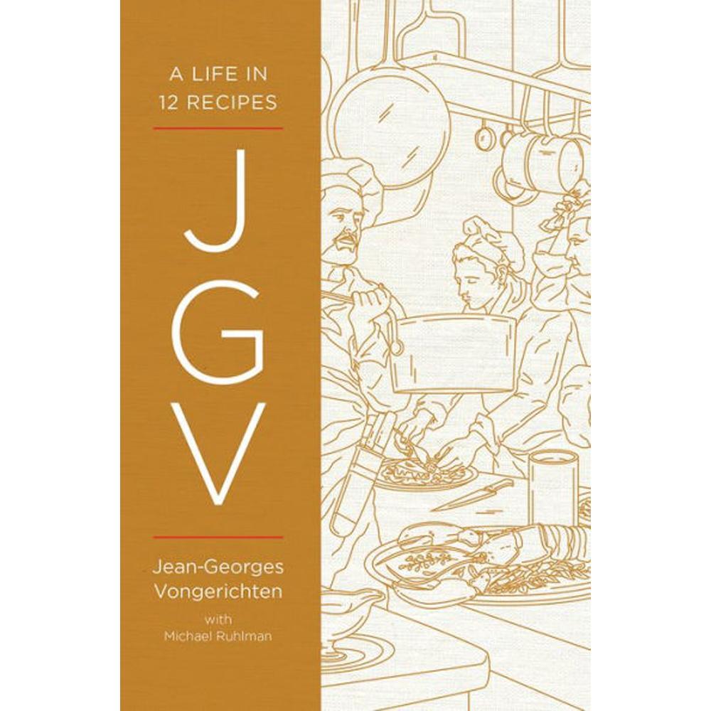 JGV by Jean-Georges Vongerichten