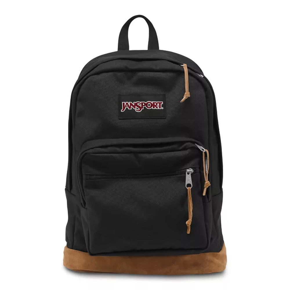 JanSport Black Right Pack Backpack 31L