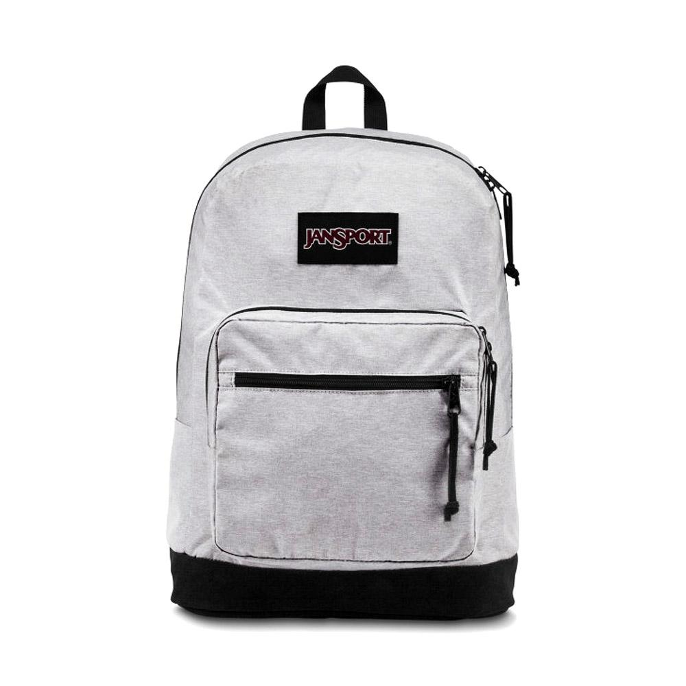 JanSport Right Pack Backpack Gray Heathered Poly