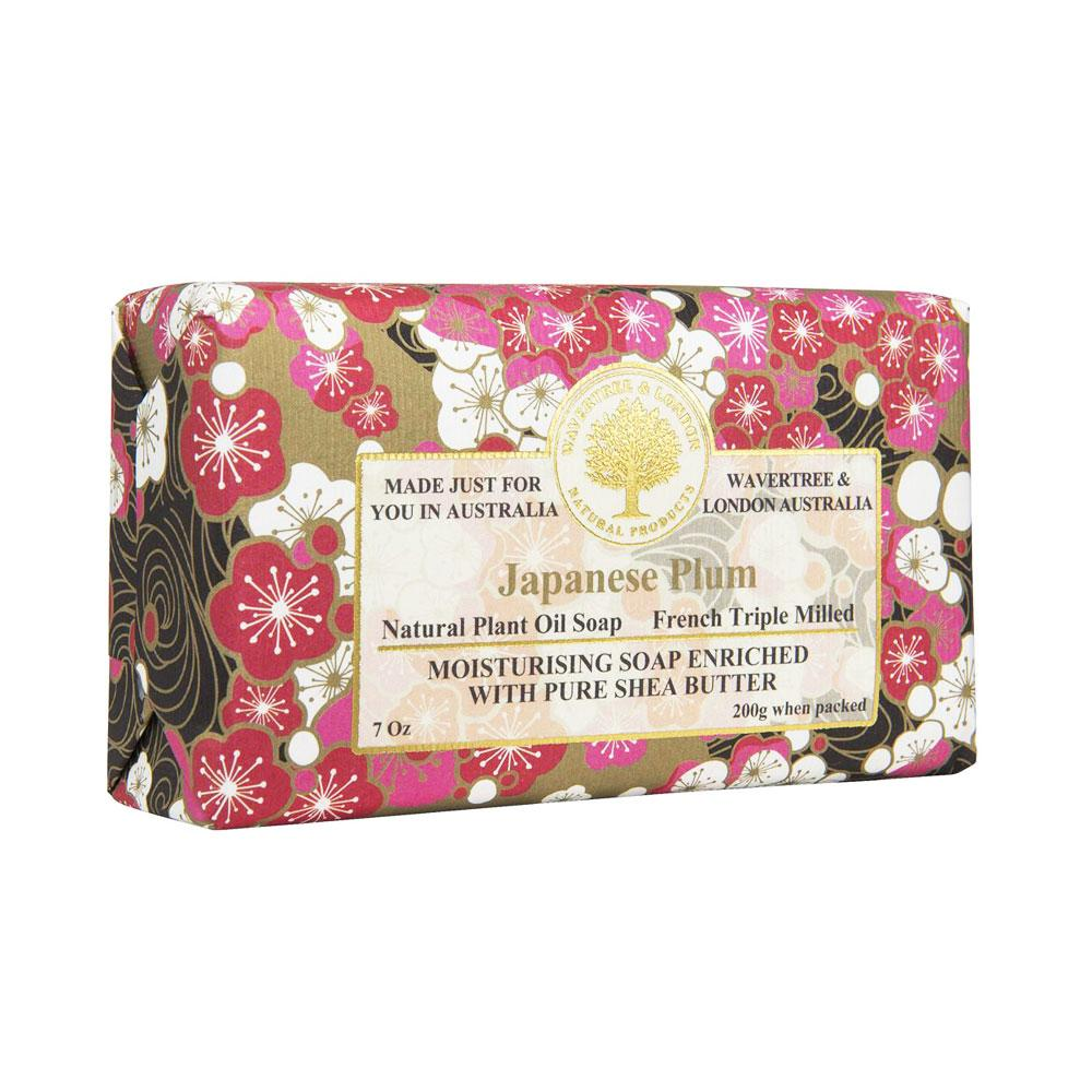 Japanese Plum Bar Soap