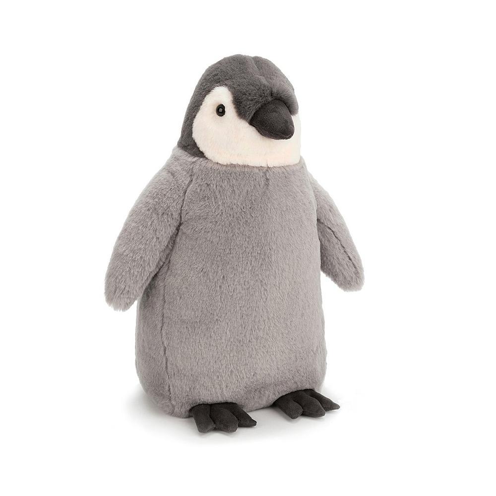 "Jelly Cat Percy Penguin Little Plush 10"""