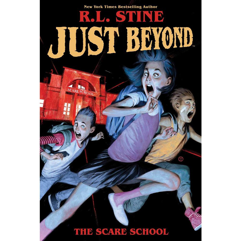 Just Beyond: The Scare School Original Graphic Novel by R. L. Stine