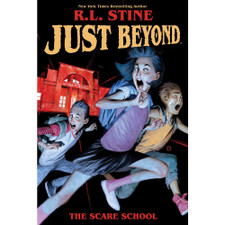Just Beyond: The Scare School Original Graphic Novel by R.L. Stine